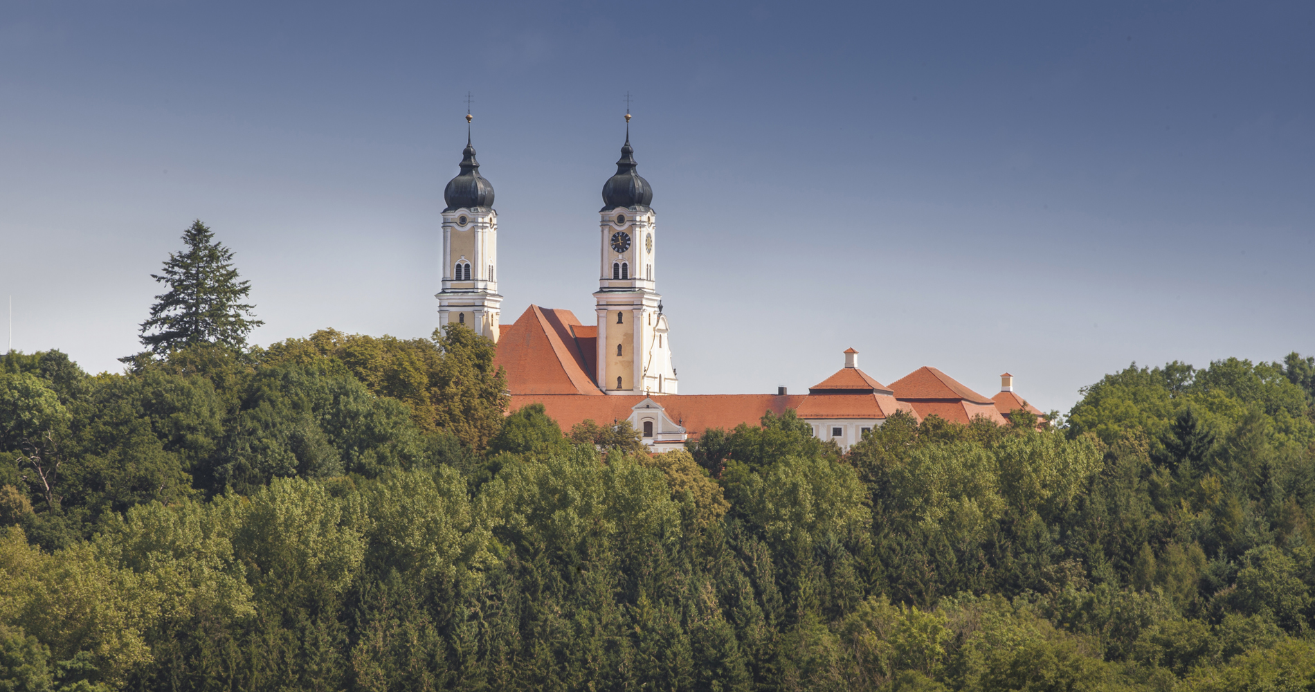 Das Prämonstratenserkloster in Roggenburg