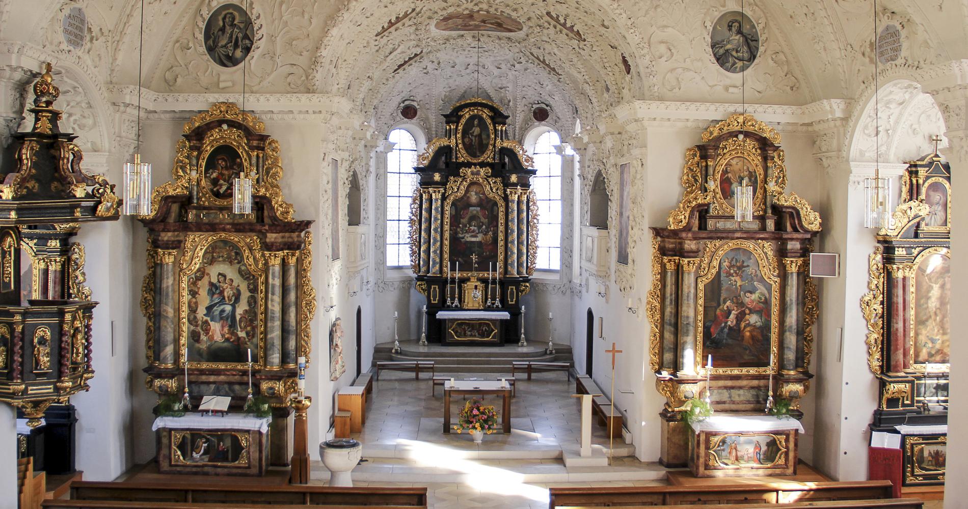 Stadtpfarrkirche St. Martin