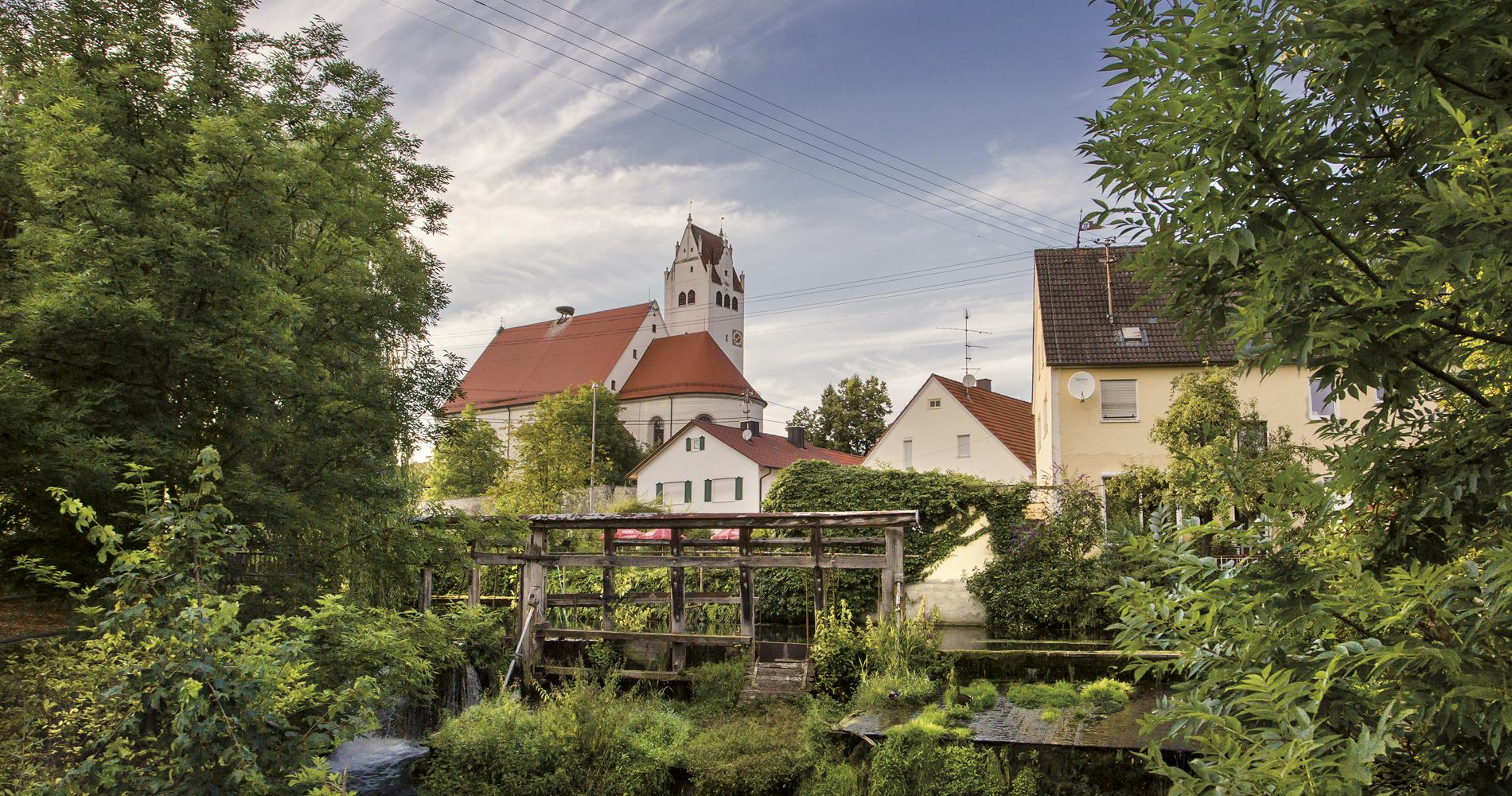 Ab 1803 gehört Wittislingen endgültig zu Bayern, nachdem es 1505 an Pfalz-Neuburg gefallen war.