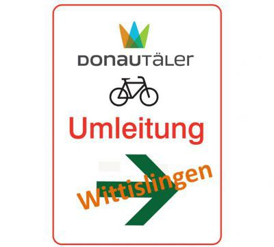 Umleitung Wittislingen1
